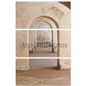 ряд арок в Сан-Хуане, Пуэрто-Рико