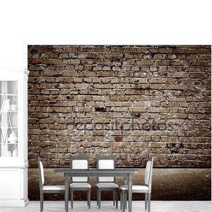 Стены кирпичей