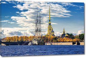 Санкт-Петербург, Россия, Петропавловская крепость