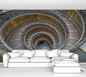 Двойная лестница в Ватикане