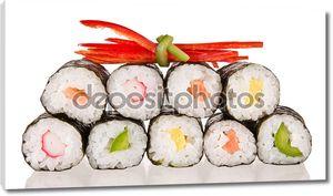 части суши