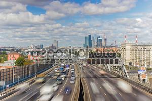 Московское шоссе третье кольцо
