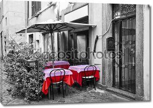 Ресторан Терраса на улице
