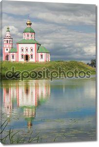 Русская православная церковь в Суздале