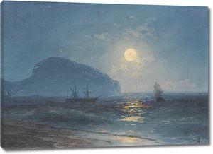 Айвазовский. Лунная ночь