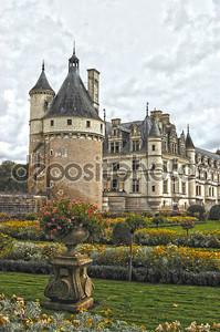 Замок и сад Шенонсо