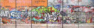 Панорама граффити