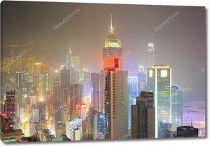 Финансовый центр Гонконга