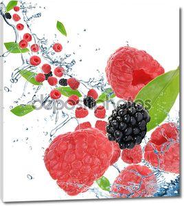 Дорожка из ягод