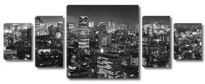 Токио ночью