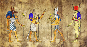 Египетские боги и богини