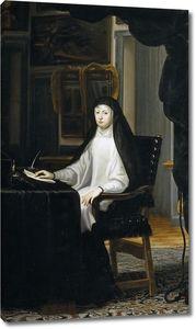 Карреньо де Миранда Хуан. Королева Мариана Австрийская