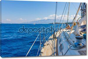 Парусные яхты в Греции Лефкас