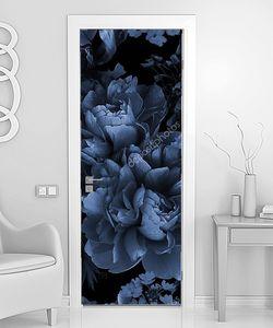Цветущие пионы, розы, тюльпаны, садовые цветы