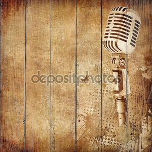 Бумажная структура с микрофоном