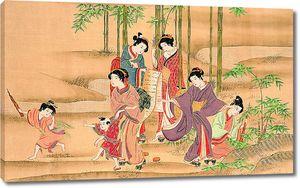 Азиатские костюмы