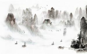 Лодочки в скальной бухте
