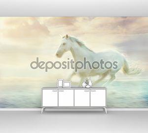 Фантазия белой лошади