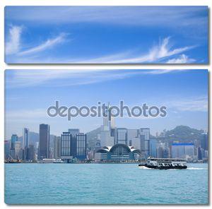 Пейзажи Гонконга