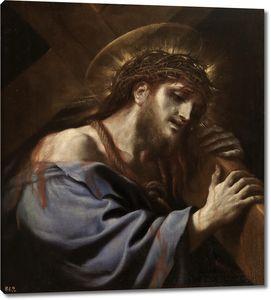 Джордано Лука. Христос с Крестом