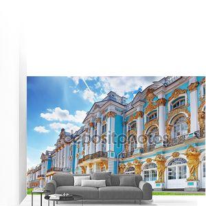 Кэтрин холл Дворца в Царском селе (Пушкин)