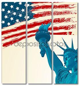Американский фон