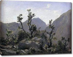 Аэс Карлос де. Горы Астурии
