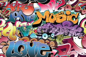Хип-хоп граффити