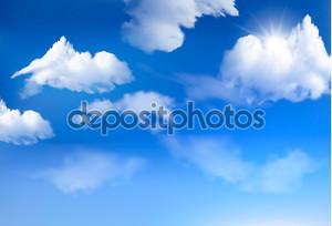 Голубой небосвод