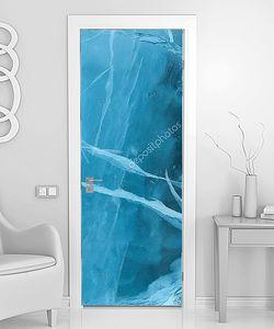 Текстура абстрактный льда.