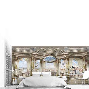 Зал с колоннами