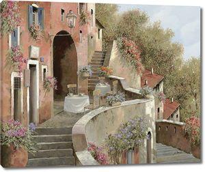 Улочка италии