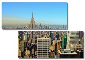 Достопримечательности в Нью-Йорке