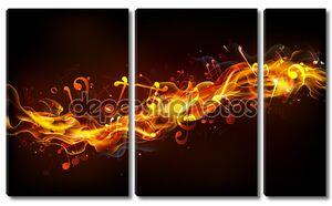 Огненная музыка