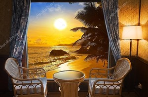 Отпуск у моря