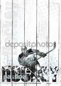 Хоккей фона 2