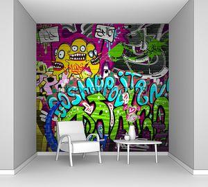 Граффити  хип-хоп