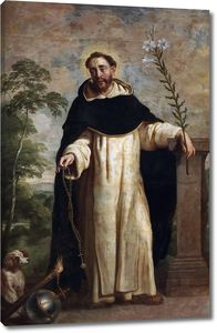 Крайер Каспар. Святой Доминик