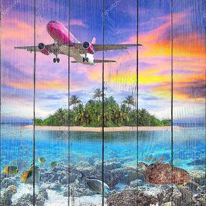 Отдых на тропическом острове