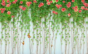 Ползущие растения с цветками