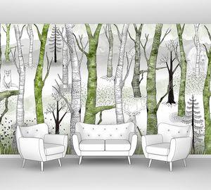 Sherwood-Зеленый лес