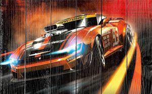 Очень быстрая спортивная машина