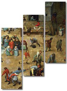 Брейгель Игры детей. (5)