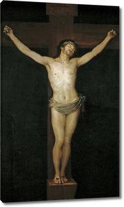 Гойя и Лусиентес Франсиско де. Христос на кресте
