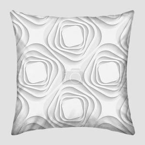 Бесшовный узор из квадратных