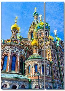 Церковь Спаса на крови, Санкт-Петербург