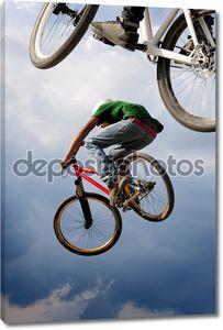 Бортовых велосипеды