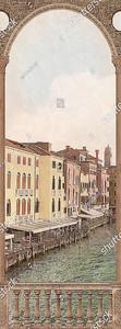 Вид на венецианский канал