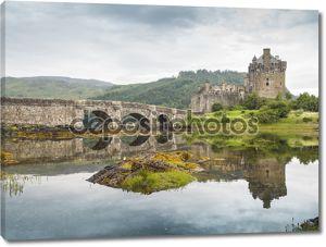 Эйльен Донан замок Шотландии