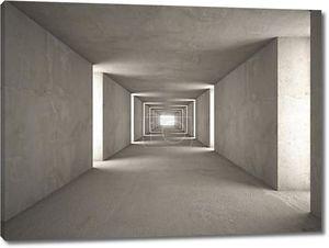 абстрактный тоннель беж